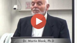 Dr. Blank explains how EMFs damage cells