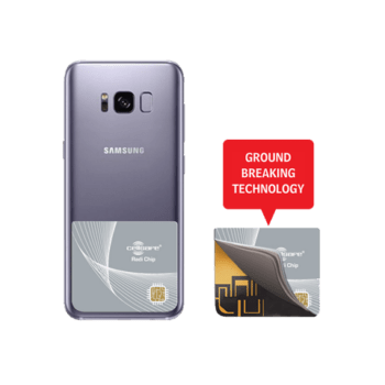Mobile Phone Radiation Protection. Cellsafe <b>Universal</b> Radi-Chip for <b>Samsung S7, 7E, 8, 8+, 9, 9+, 10, 10E, 10+, Note 8, 9, 10, A Models, J Models, Oppo, Xiaomi, Pixel & Huawei.</b> Reduces 97.54*
